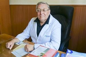 доктор медичних наук, професор