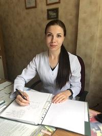 Смолянинова Дарина Констянтинівна