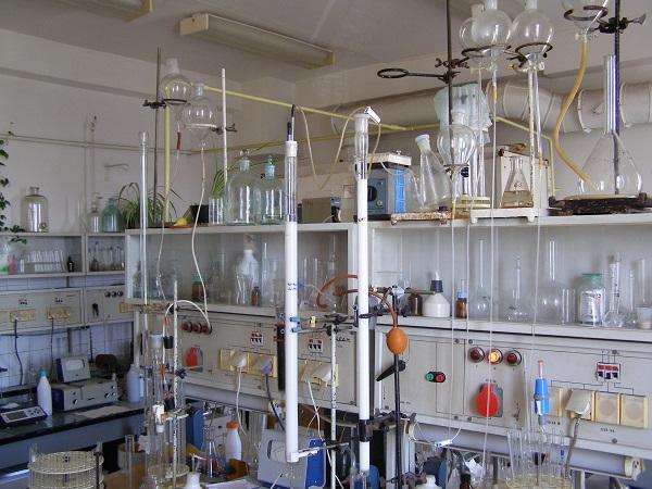 Лабораторія синтезу гормоноподібних сполук
