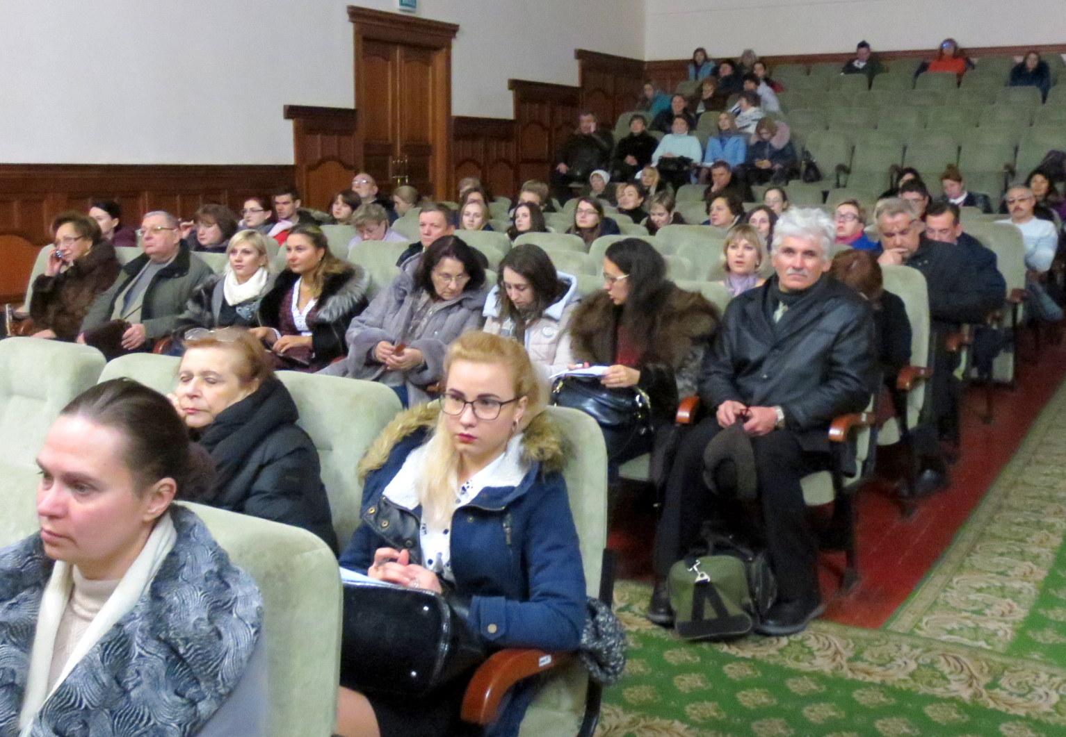 XVI науково-практична конференція 22-23 листопада 2018 року