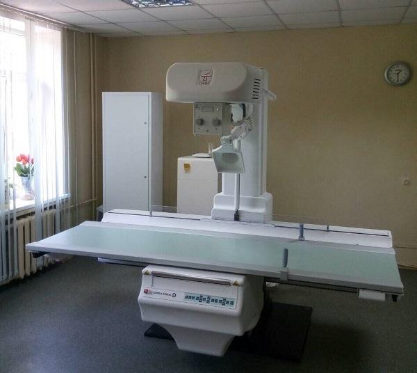 Кабінет УЗД та рентгенодіагностики