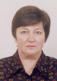 Нікішина Людмила Євгеніївна